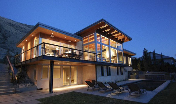 Central Washington River House-20-1 Kindesign