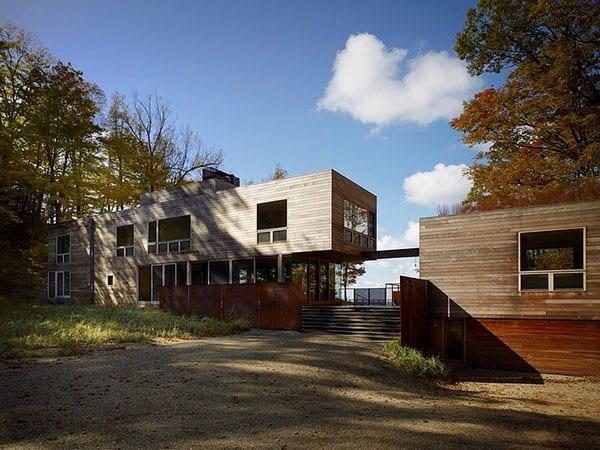 Fire Lane Retreat by Wheeler Kearns Architects-02-1 Kindesign