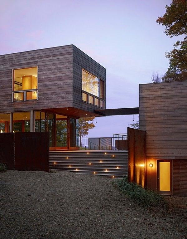Fire Lane Retreat by Wheeler Kearns Architects-03-1 Kindesign