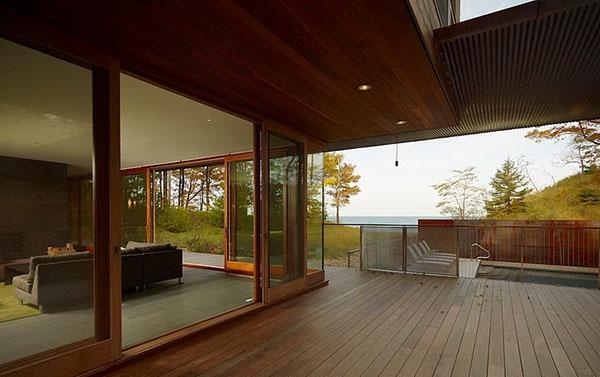 Fire Lane Retreat by Wheeler Kearns Architects-04-1 Kindesign