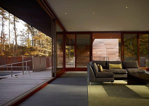 Fire Lane Retreat by Wheeler Kearns Architects-05-1 Kindesign