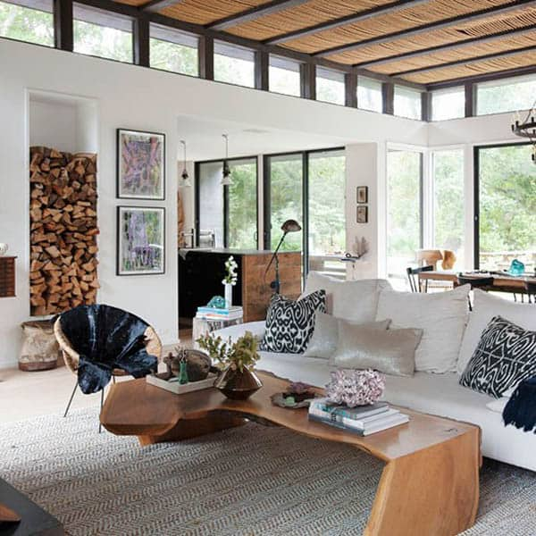 featured posts image for A modern-rustic beach house in The Hamptons, NY