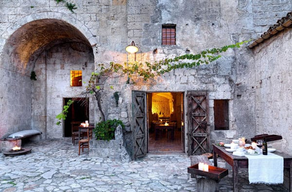 featured posts image for Prehistoric cave hotel: Sextantio Le Grotte della Civita