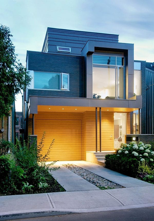 featured posts image for Contemporary Robert Street Residence showcasing clean lines