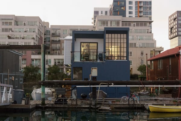 San Francisco Floating House-03-1 Kindesign