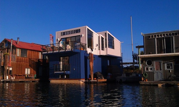 San Francisco Floating House-05-1 Kindesign
