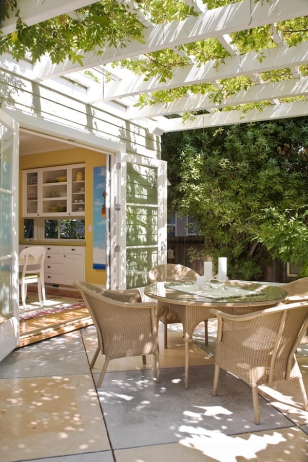 46 inspiring small veranda decorating ideas for Decoration veranda