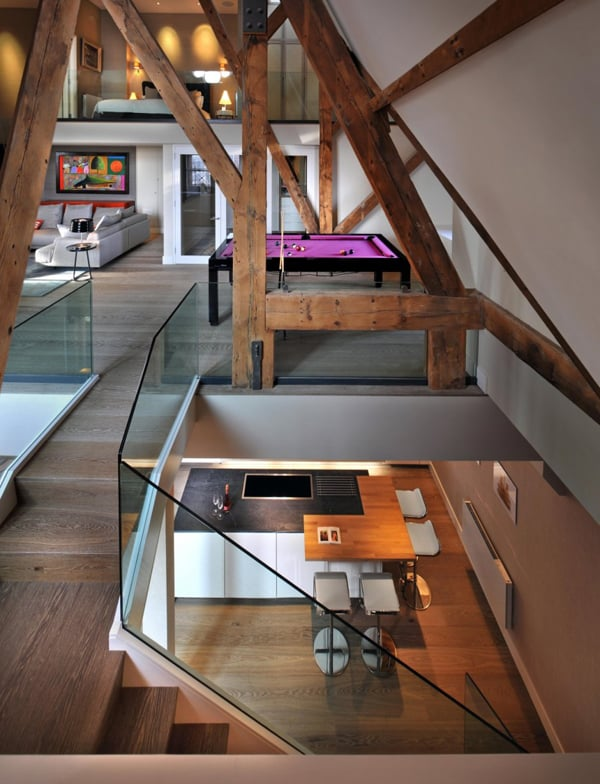 St Pancras Penthouse Apartment-06-1 Kindesign