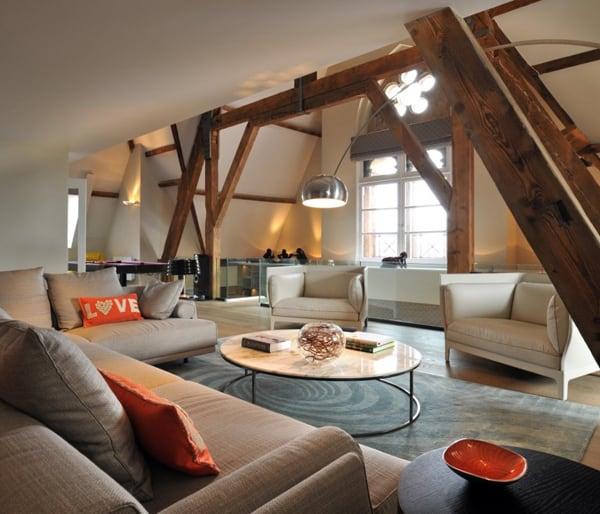 St Pancras Penthouse Apartment-09-1 Kindesign