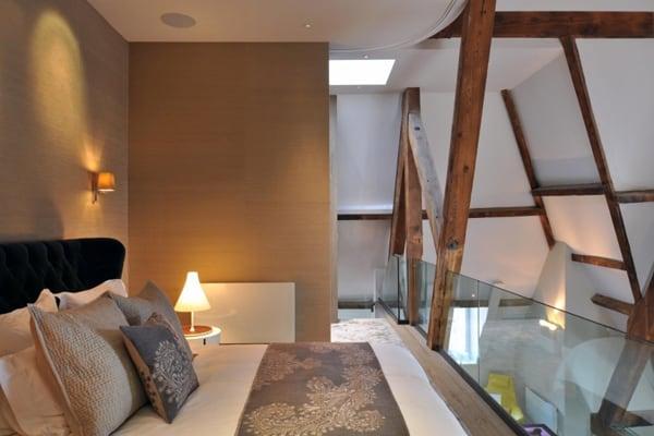 St Pancras Penthouse Apartment-11-1 Kindesign