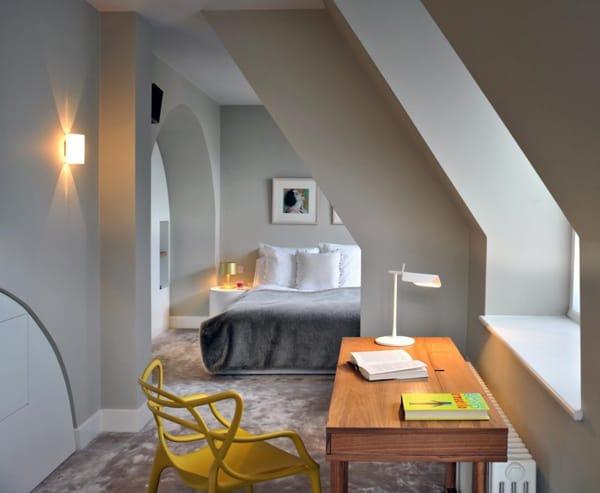 St Pancras Penthouse Apartment-22-1 Kindesign