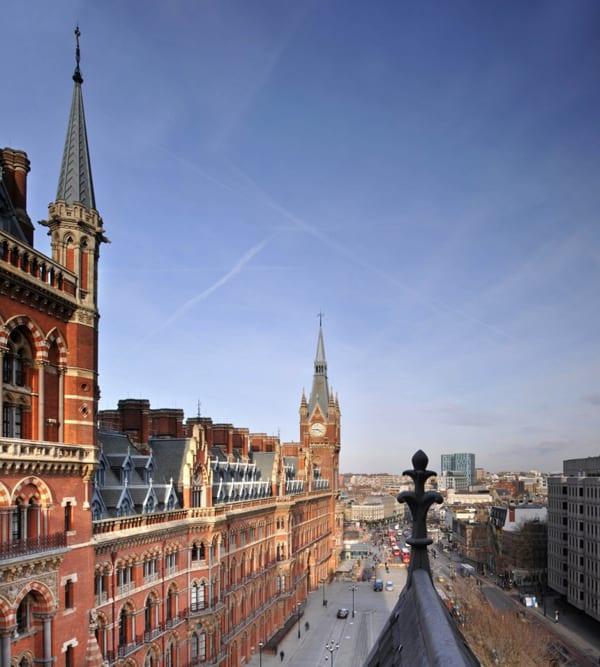 St Pancras Penthouse Apartment-25-1 Kindesign