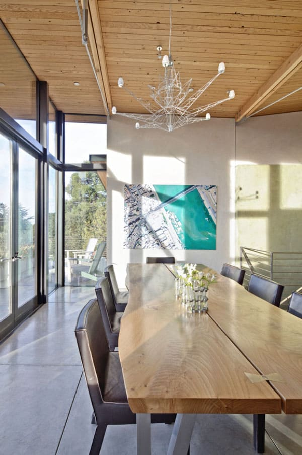 Stinson Beach House by WA Design-12-1 Kindesign