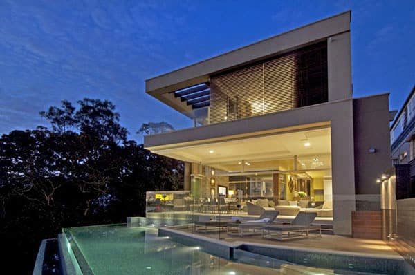 featured posts image for Modern waterfront property in Australia: House Vaucluse