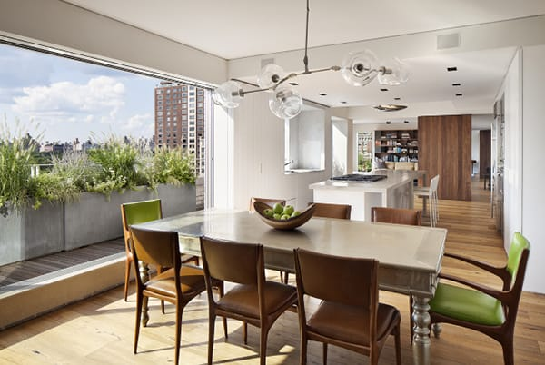 featured posts image for Central Park Penthouse displaying an elegant design