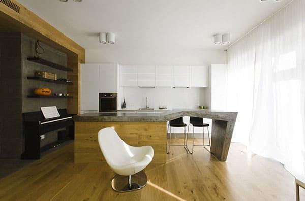 Dubrovka Apartment- Za Bor Architects-02-1 Kindesign