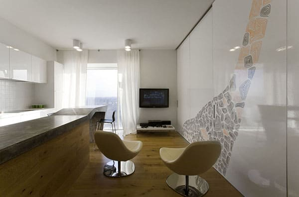 Dubrovka Apartment- Za Bor Architects-06-1 Kindesign