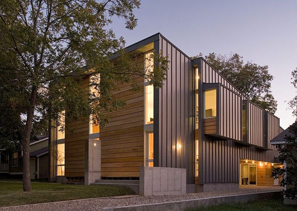 featured posts image for Contemporary Fairfield House in North Hyde Park