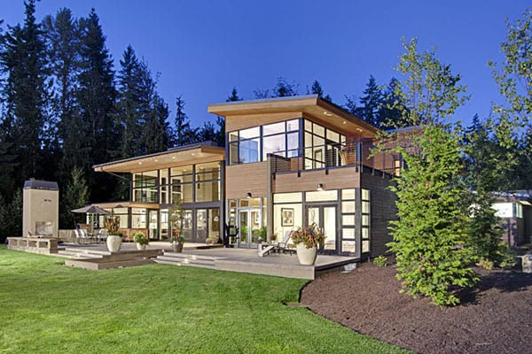 Forest House-McClellan Architects-02-1 Kindesign