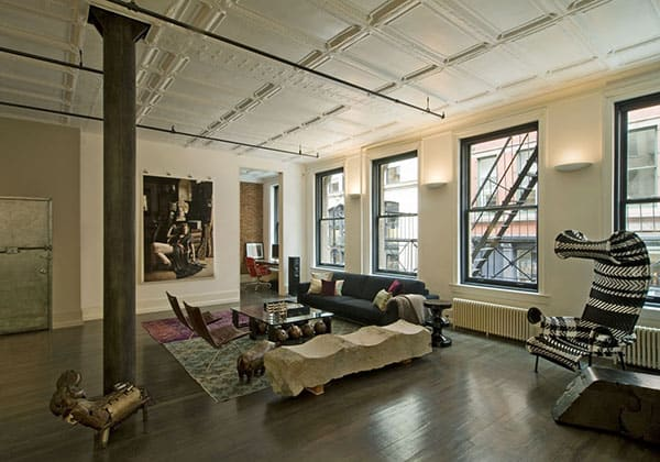 Mercer Street Loft-David Howell Design-11-1 Kindesign