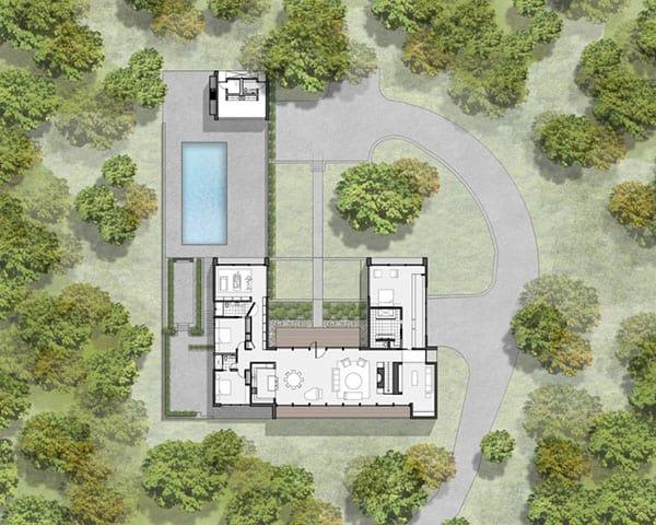 New Canaan Residence- Specht Harpman-21-1 Kindesign