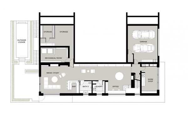 New Canaan Residence- Specht Harpman-22-1 Kindesign