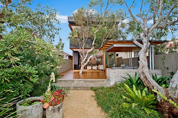 featured posts image for Australian beachside hideaway connects to nature