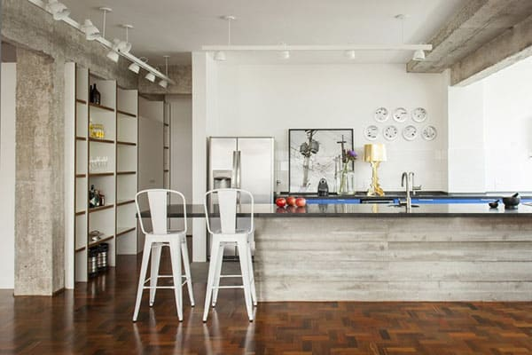 featured posts image for Impressive open plan apartment in São Paulo