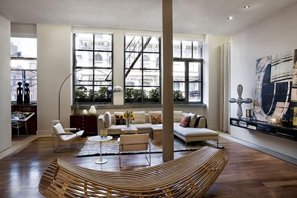 featured posts image for Contemporary Union Square Loft in Manhattan
