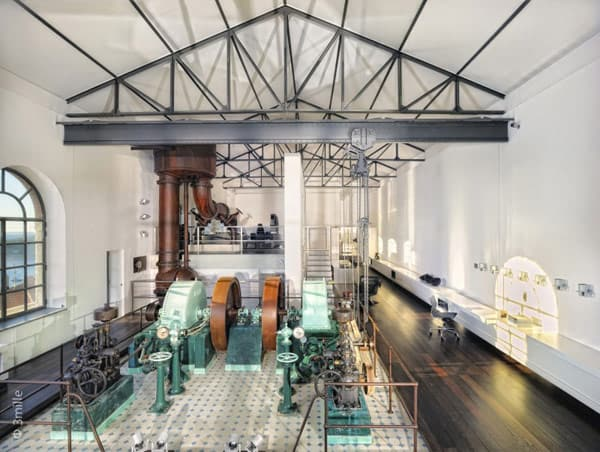 featured posts image for Abandoned water cleaning station converted to brilliant home