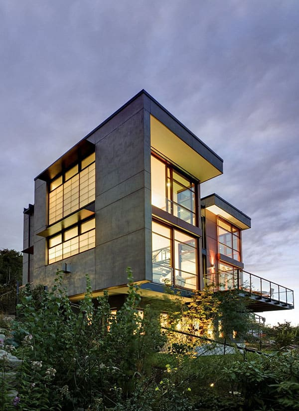 featured posts image for Capitol Hill Residence integrating sustainable design