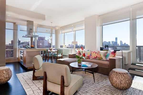 featured posts image for Sleek Chelsea Highrise with incredible skyline views
