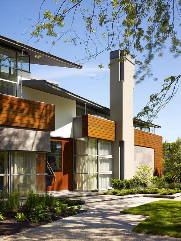 featured posts image for Light-filled Toronto residence by Abramson Teiger
