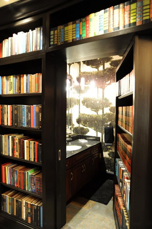 Home Library Design Ideas-09-1 Kindesign