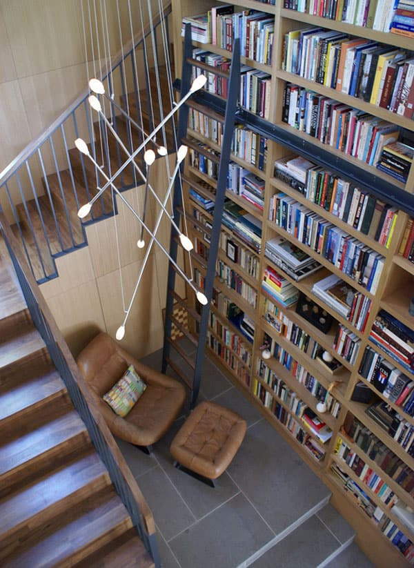Home Library Design Ideas-13-1 Kindesign