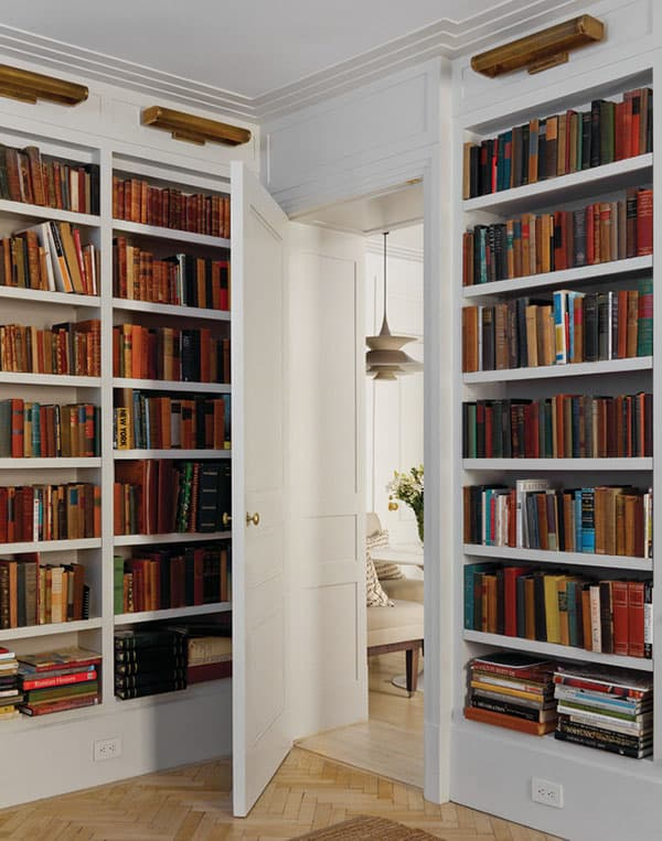 Home Library Design Ideas-18-1 Kindesign