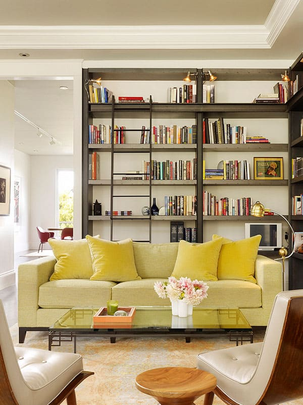 Home Library Design Ideas-21-1 Kindesign