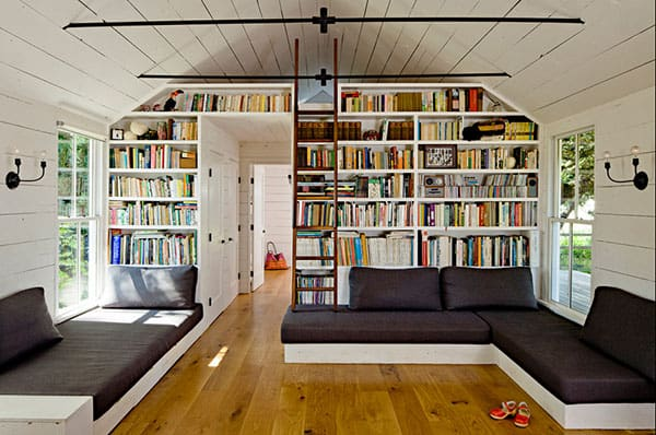 Home Library Design Ideas-27-1 Kindesign