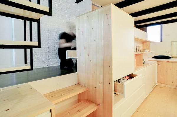 House-Patio in Gracia-Carles Enrich-03-1 Kindesign