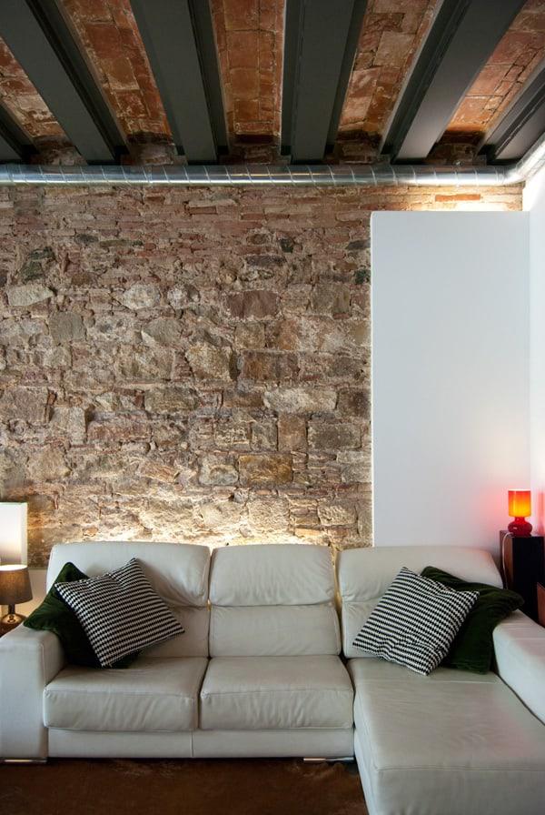 House-Patio in Gracia-Carles Enrich-05-1 Kindesign