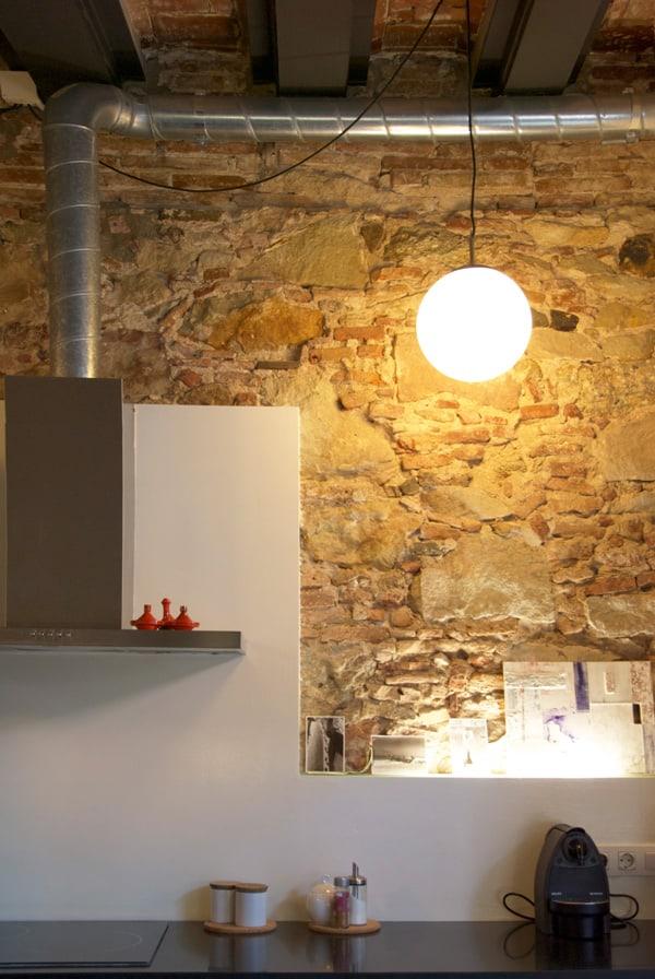 House-Patio in Gracia-Carles Enrich-06-1 Kindesign