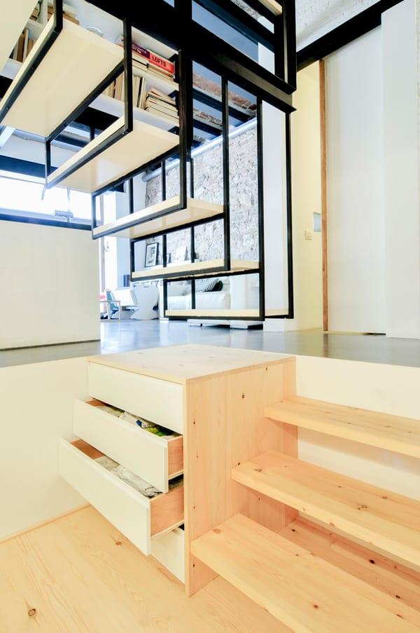 House-Patio in Gracia-Carles Enrich-10-1 Kindesign