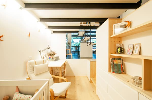 House-Patio in Gracia-Carles Enrich-12-1 Kindesign