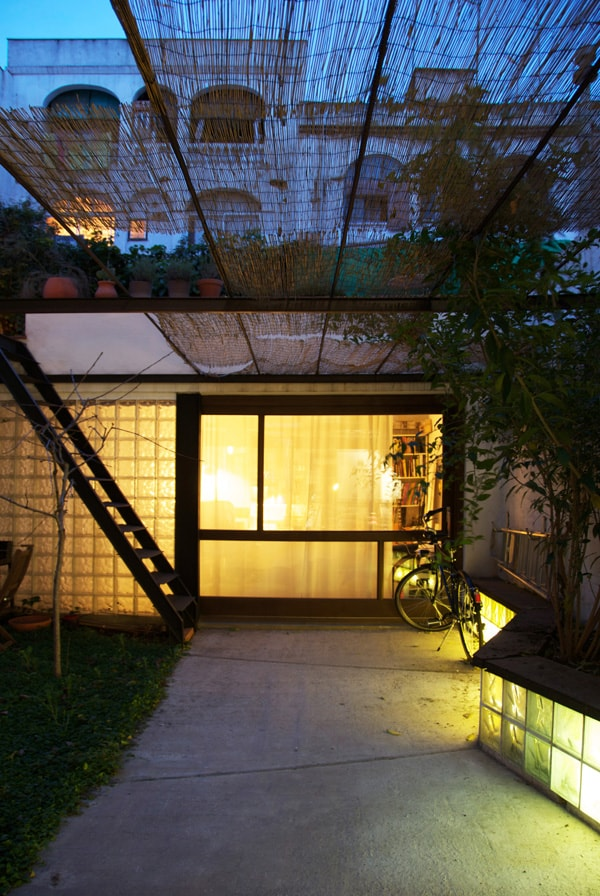 House-Patio in Gracia-Carles Enrich-17-1 Kindesign