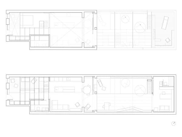 House-Patio in Gracia-Carles Enrich-21-1 Kindesign