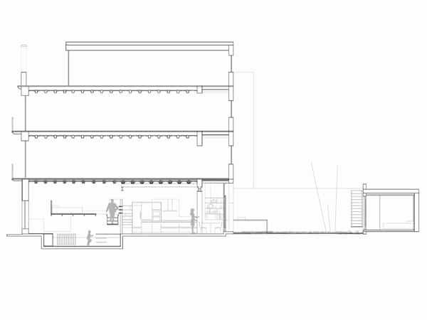 House-Patio in Gracia-Carles Enrich-22-1 Kindesign