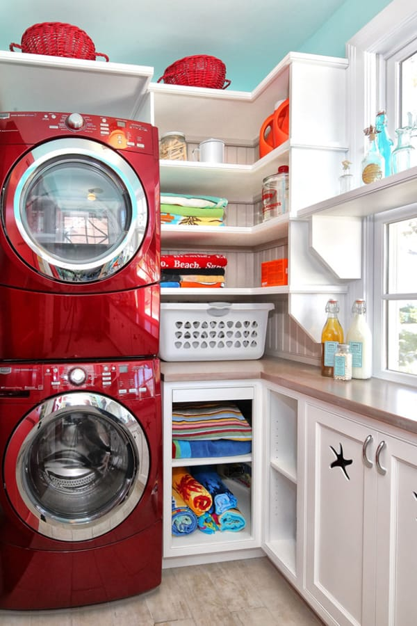 featured posts image for 51 Wonderfully clever laundry room design ideas