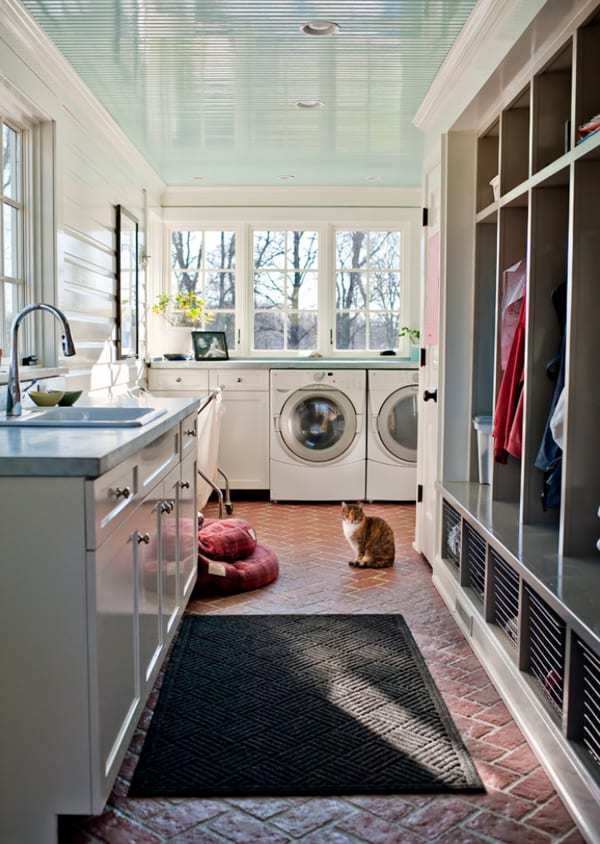 Laundry Room Design Ideas-03-1 Kindesign