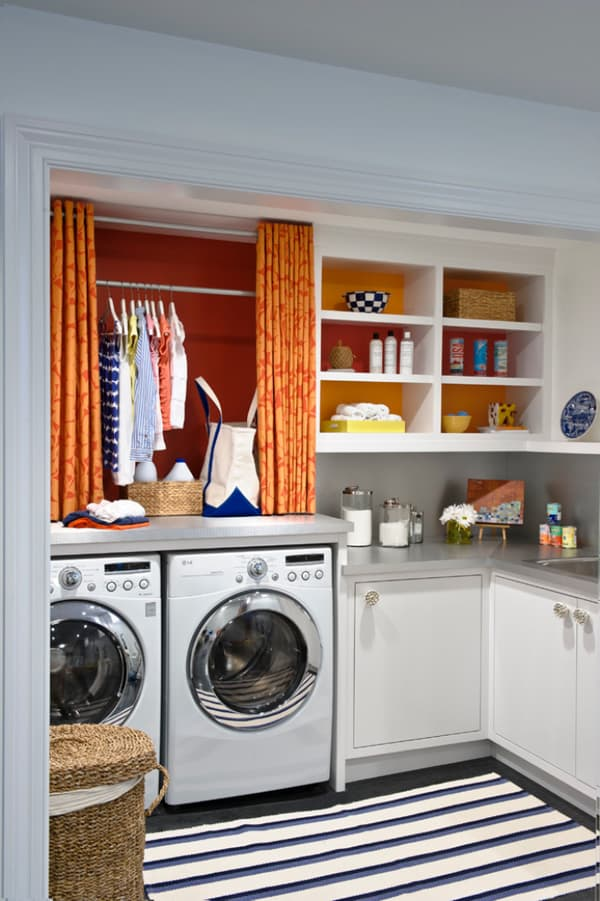 Laundry Room Design Ideas-04-1 Kindesign