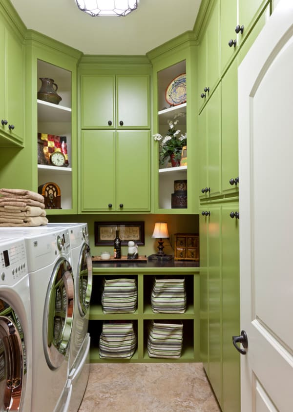 Laundry Room Design Ideas-07-1 Kindesign